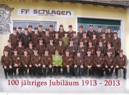 K640_100 Jahre FF-Schlagen